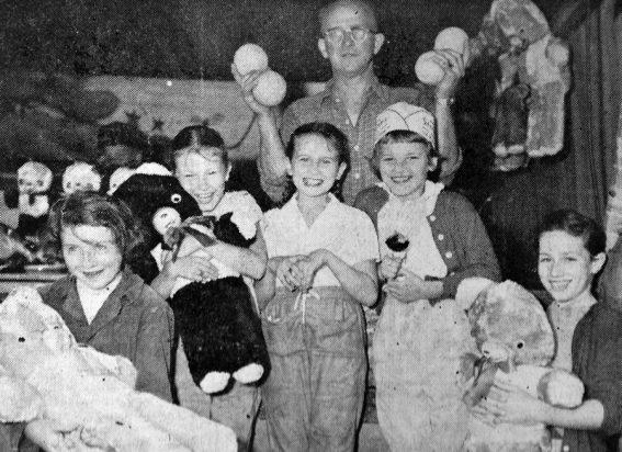 Perth Fair 1956