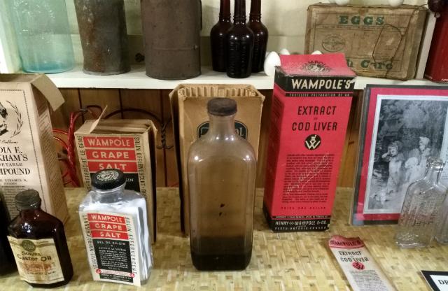 NLRM bottle collection