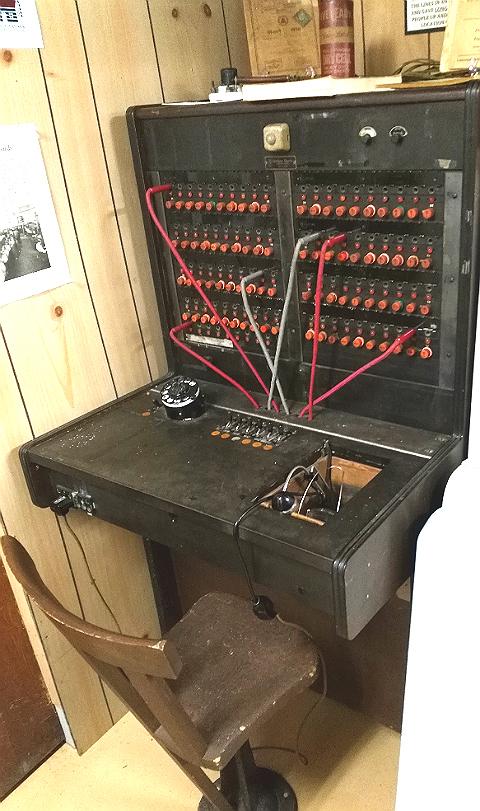 NLRM switchboard