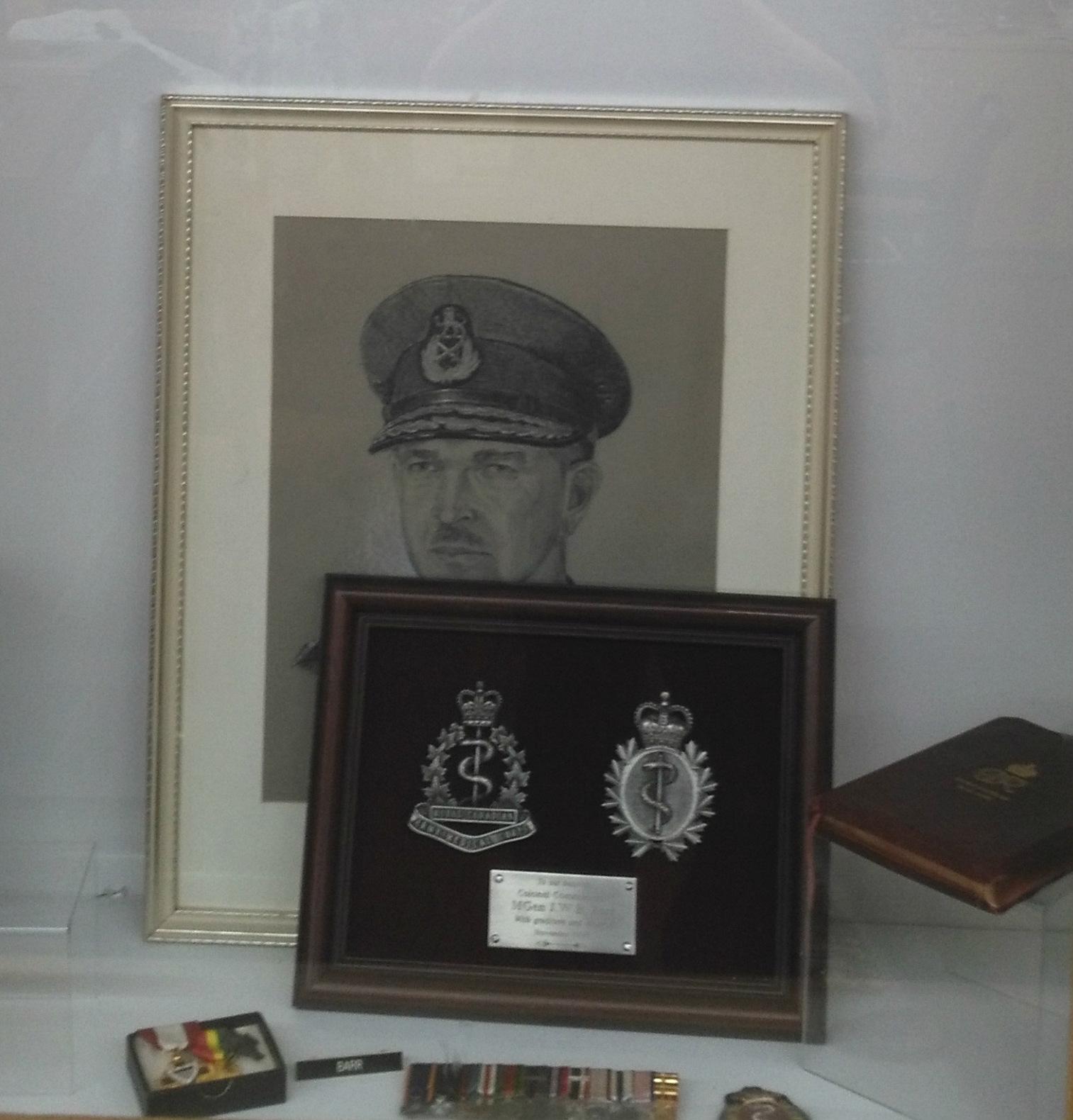 War memorials Lanark Museum
