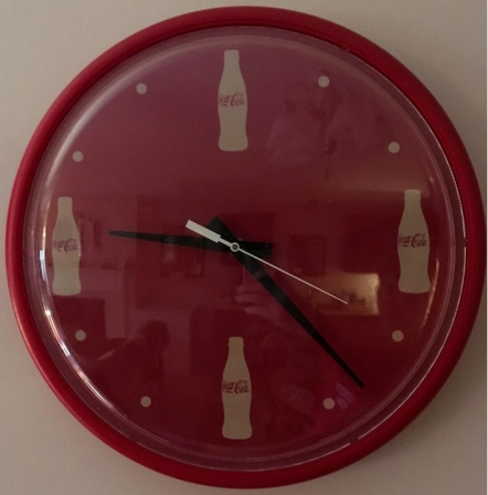 clock from the Soper
