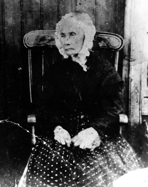 Jane Barnes old