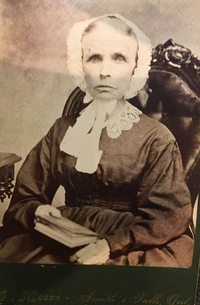 Jane Barnes young