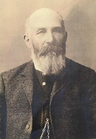 Samuel Barnes son of Jane Barnes