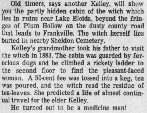 Witch of Plum Hollow Thomas P. Kelly Jr. 1968