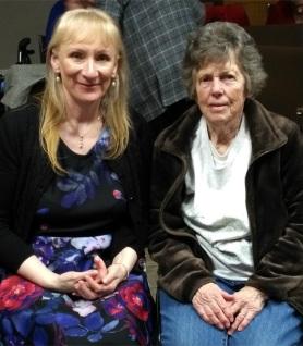 Arlene and Helen