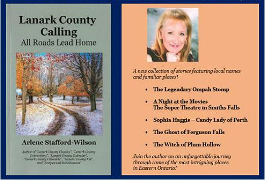 Lanark County Calling book summary poster