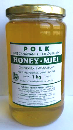 Polk honey