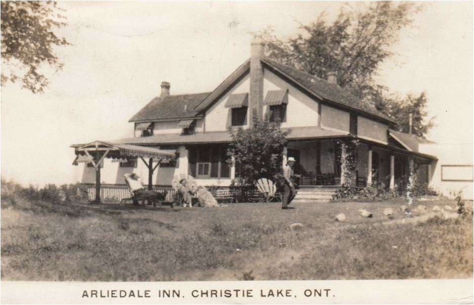 Arliedale Inn Christie Lake