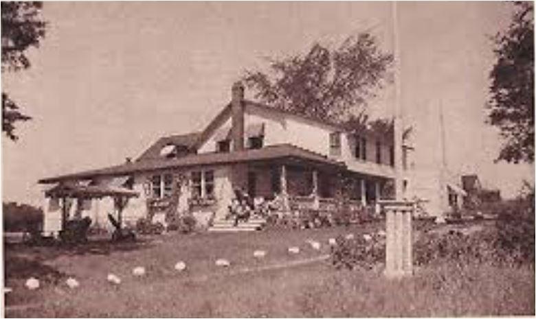 Arliedale lodge postcard