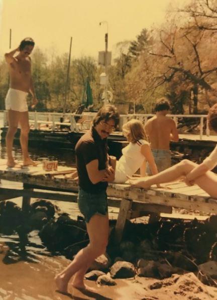 Bill Cavanagh # 2 at Christie Lake