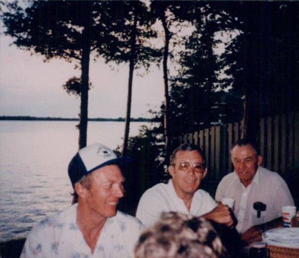 Bill Keith Don at Christie Lake