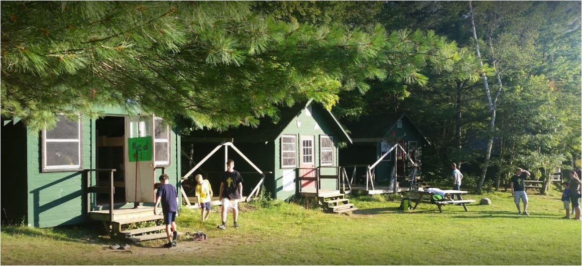 camp opemikon cabins