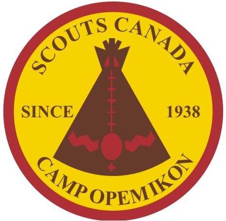 Camp Opemikon patch 1938
