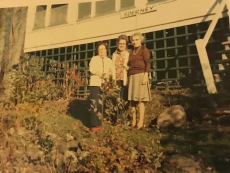 Cavanagh's cottage 1974