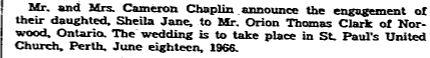 Chaplin 1966