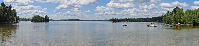 Christie Lake banner