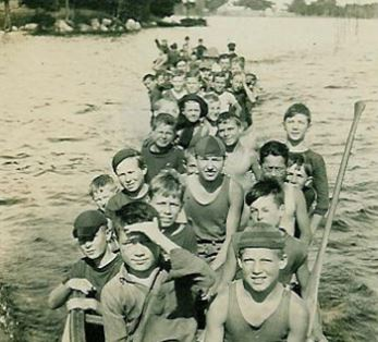 Christie Lake boys # 5