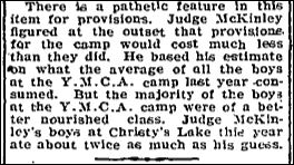 Christie Lake Boy's camp Nov 16 1923 part 3 page 2
