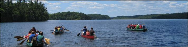 Christie Lake kids camp