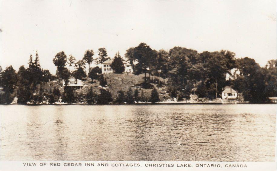 Christie Lake Red Cedar Inn