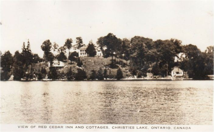 Christie Lake Red Cedar Inn