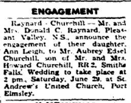 Churchill 1968