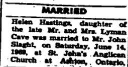 Hastings 1969