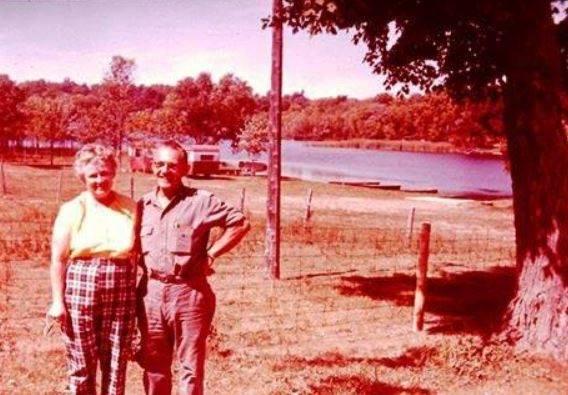 John Robert and Mary Scharf Jordan