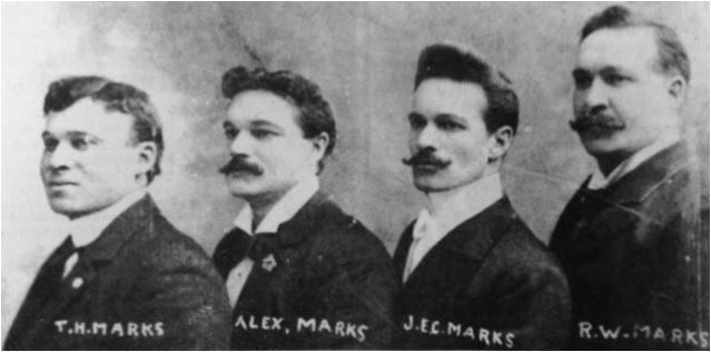 Marks brothers
