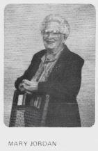 Mary Scharfe Jordan