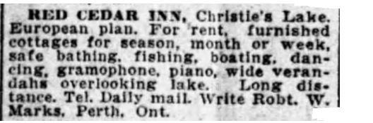 Red Cedar Inn July 3, 1924 p 6