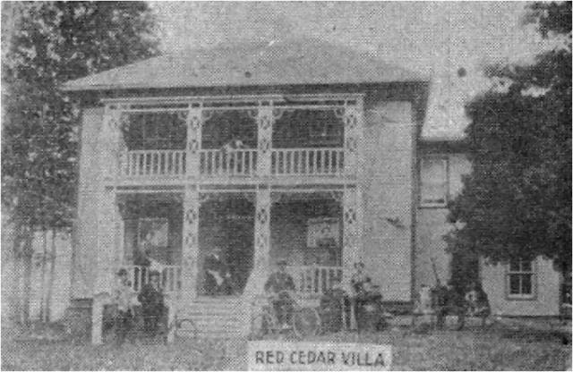 Red Cedar Villa