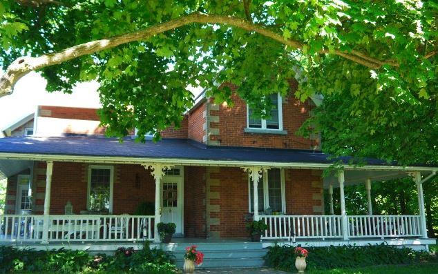 Stafford house modern version