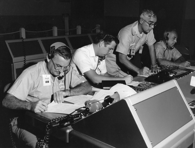 Don Rutherford Air Force Missile Test Center 6-5-63
