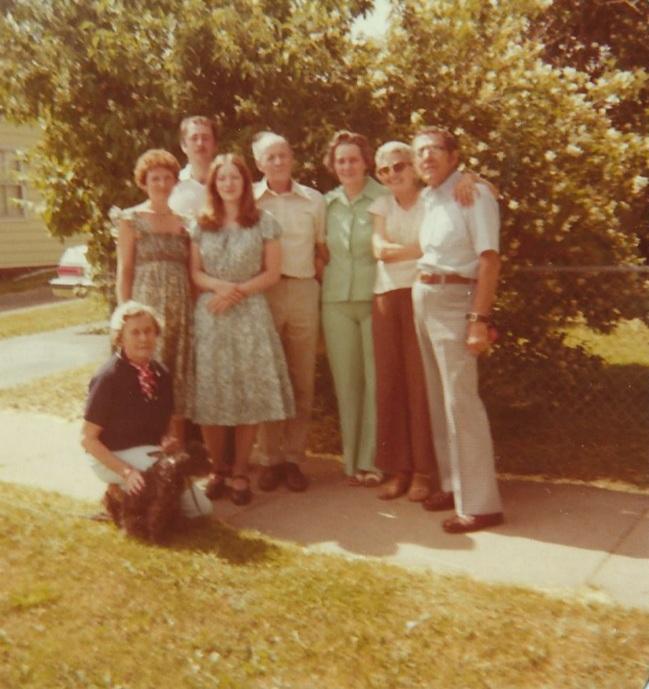 family in Ogdensburg