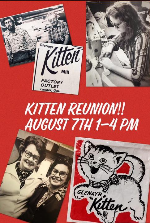 Kitten reunion 2018