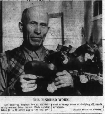 Walter Cameron 1957 Dec 14 Journal