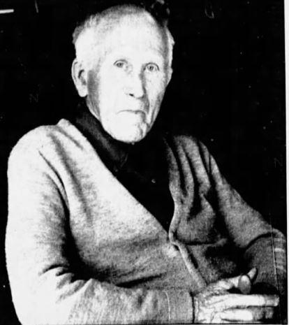 Walter Cameron age 88 1982