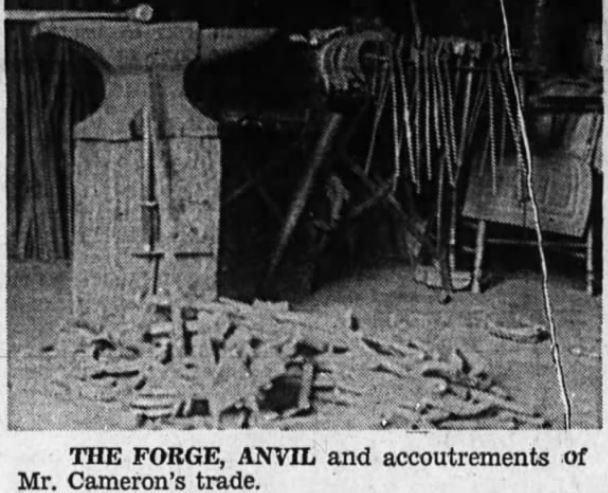 Walter's anvil 1971