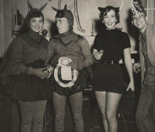 Hallowe'en dance costumes