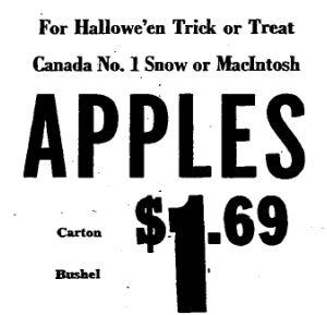 Rubinos apples