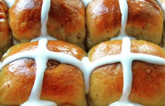 hot cross buns 3