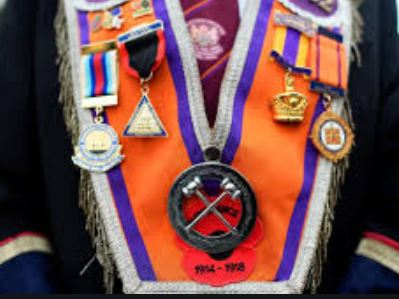 orange parade symbols