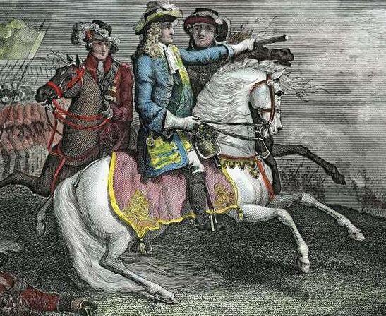 William white horse