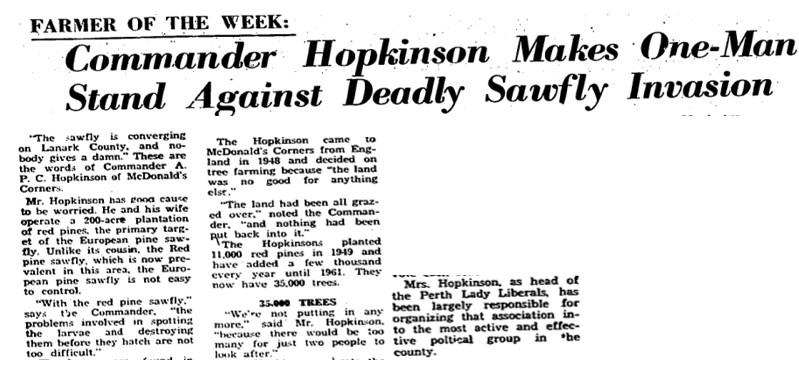 A.P.C. Hopkinson