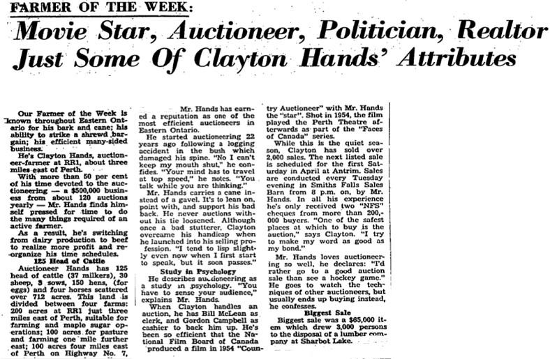 Clayton Hands