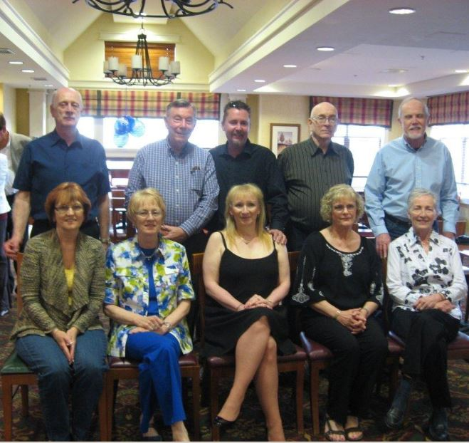 Stafford family reunion 2012 Oshawa