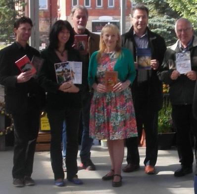 Book Fair farmer's market authors # 20001 (1)