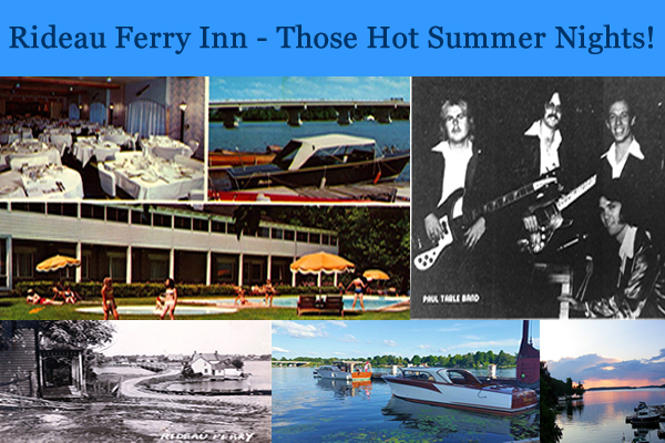 Rideau Ferry Inn 2 Sept 2020